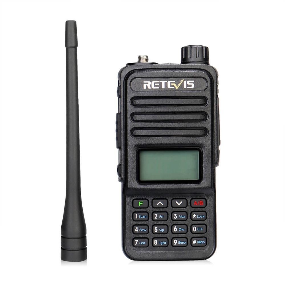 RT85 Full-power FPP Dual Band HAM Radio