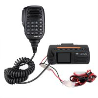 A9203A-9 RETEVIS RT73 Mini GPS Dual Band Mobile Radio