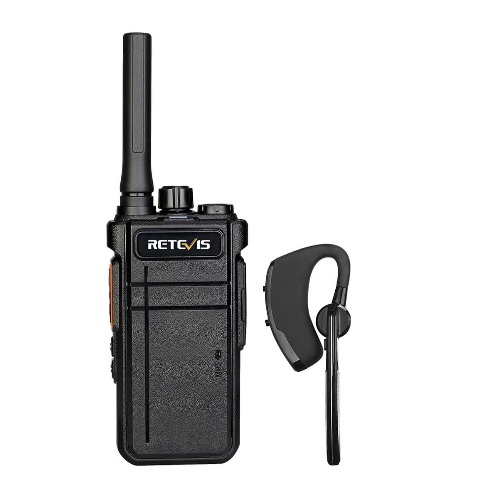 RB637 Built-in Bluetooth PMR446 Radio