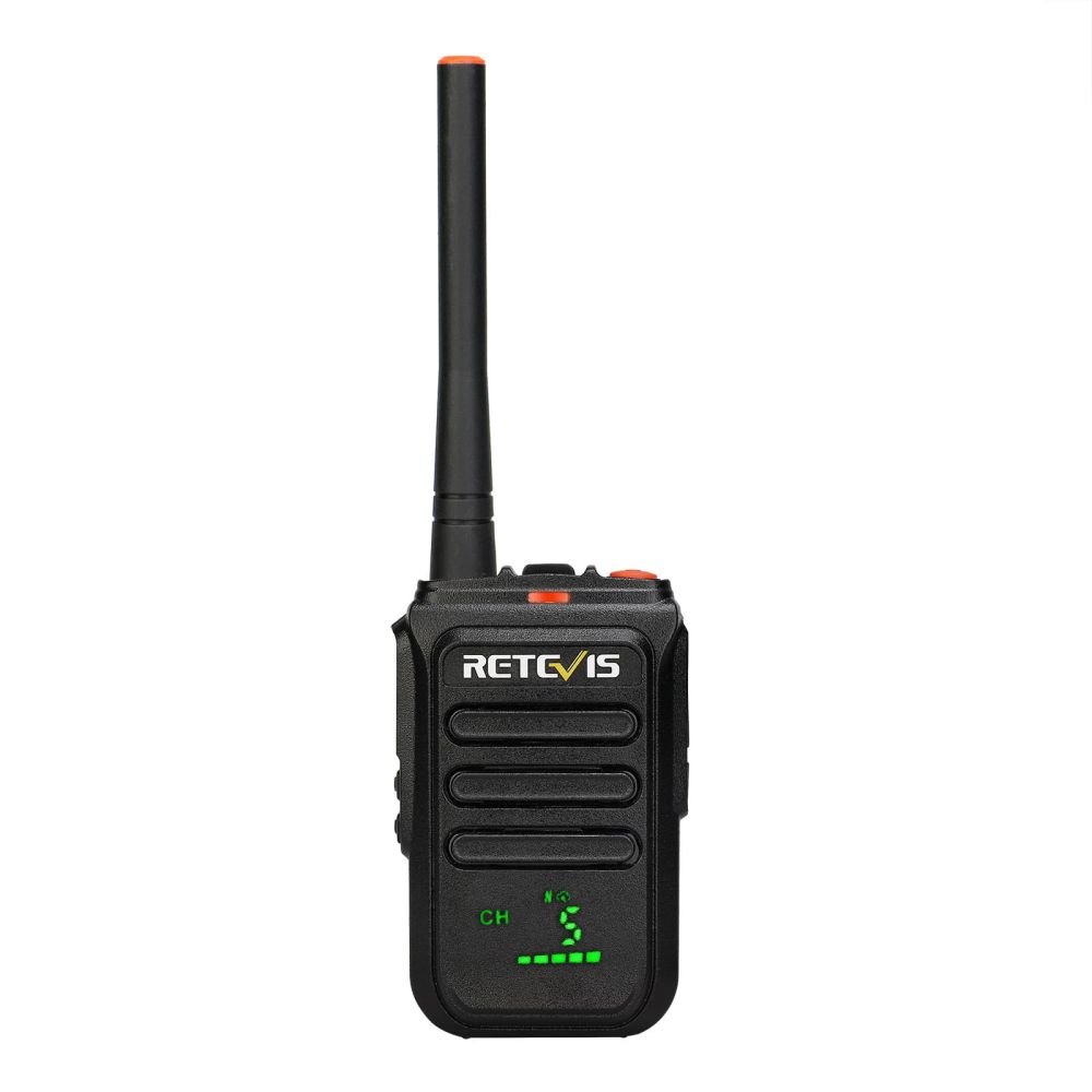 RB38V MURS VHF Band Hidden Display Handheld Two Way radios