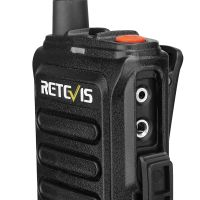 Retevis RB38V programming and headset interface