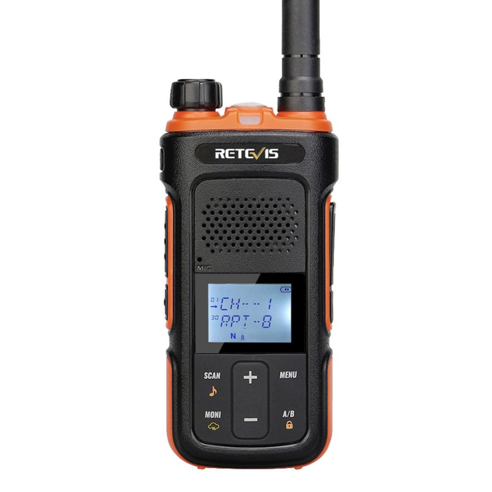 RB27 GMRS Long-Range Two-way Radios with NOAA