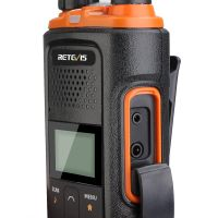 Retevis RB27B licence free flashlight and emergnecy alert 2w handheld radio jack