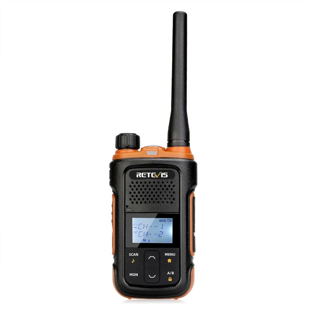 RB627B License-Free with large-screen and flashlight PMR446 0.5W radio