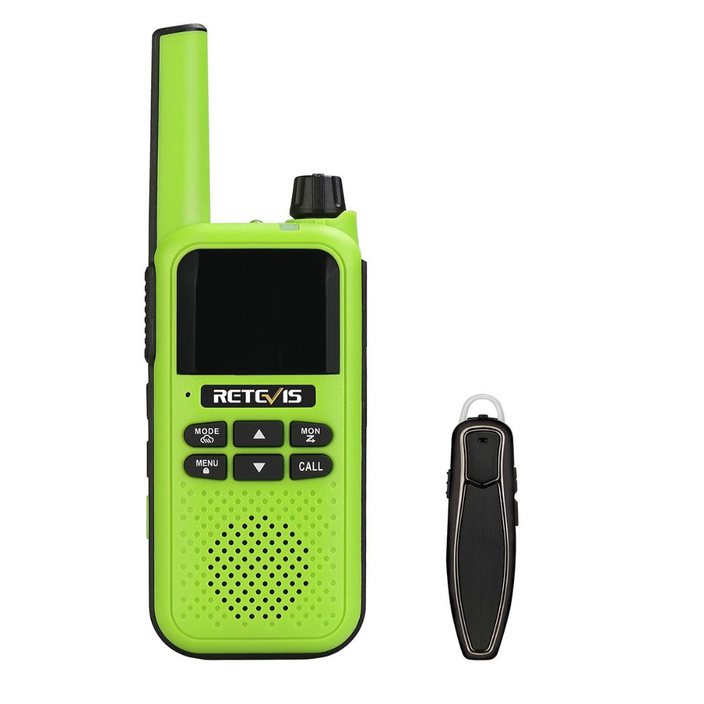 Retevis RA19 Bluetooth License-free Two-way Radios