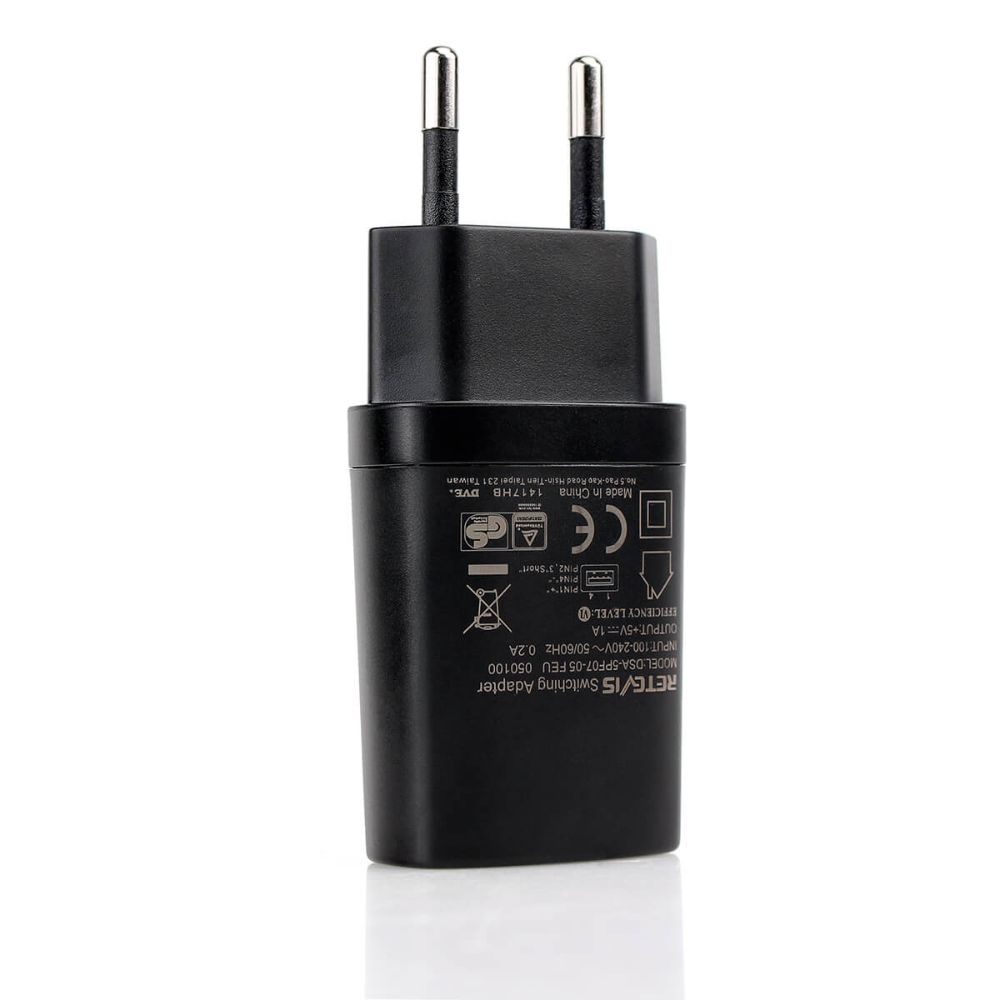 Universal USB Power Adapter For Mobile phones USB charging