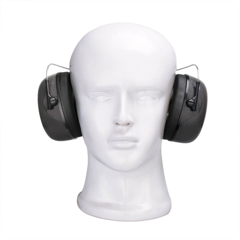 EHN002 High Quality Rear Mounted Noise Reduction Earmuff