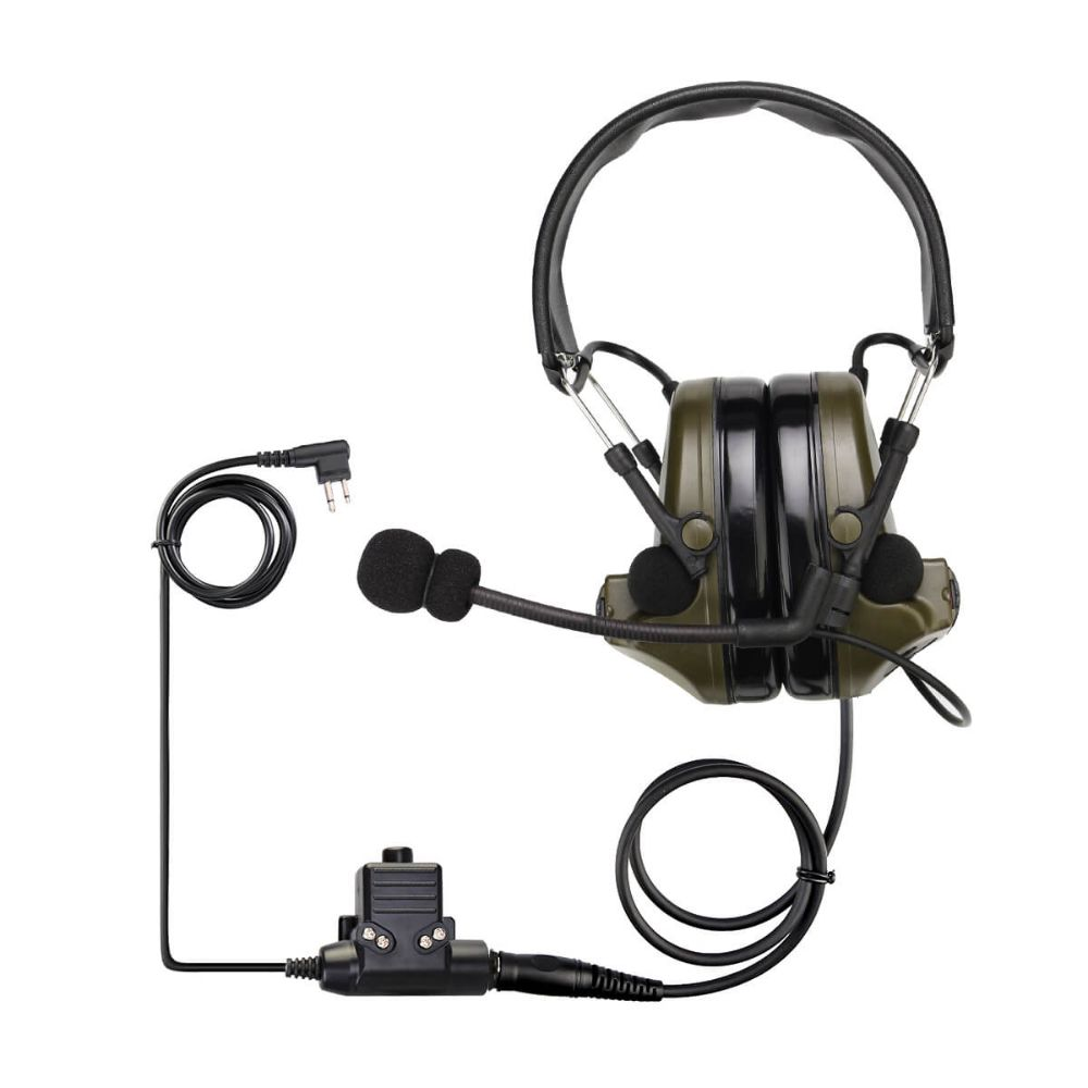 EHK007-M Electronic Pickup and Noise Reduction Headphones