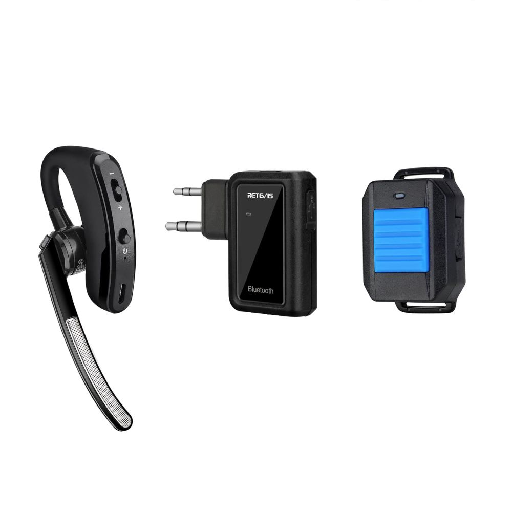 EEK013 Bluetooth Earpiece/Headset with Wireless PTT