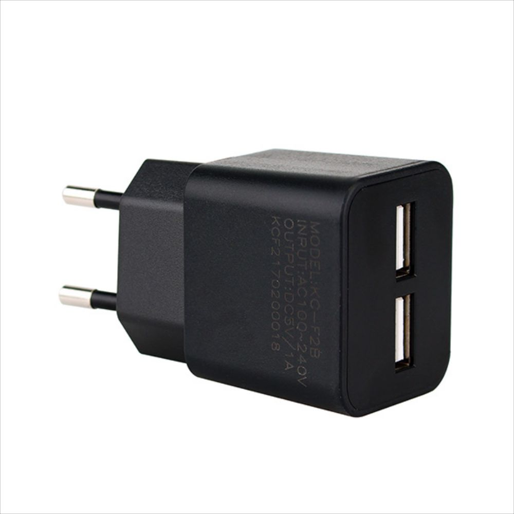Original 2 in 1 Adapter Charger Dual-Port USB DC 5V 1A