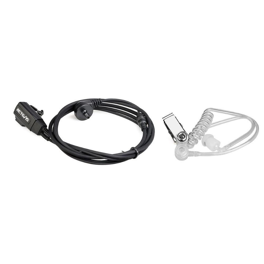 Covert Air Acoustic Earpiece/Headset EEM003