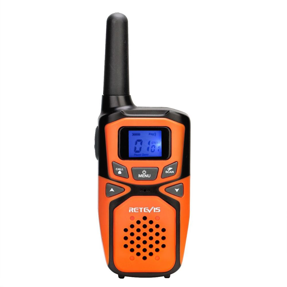 Retevis LPD 433MHz License-free Two Way Radio