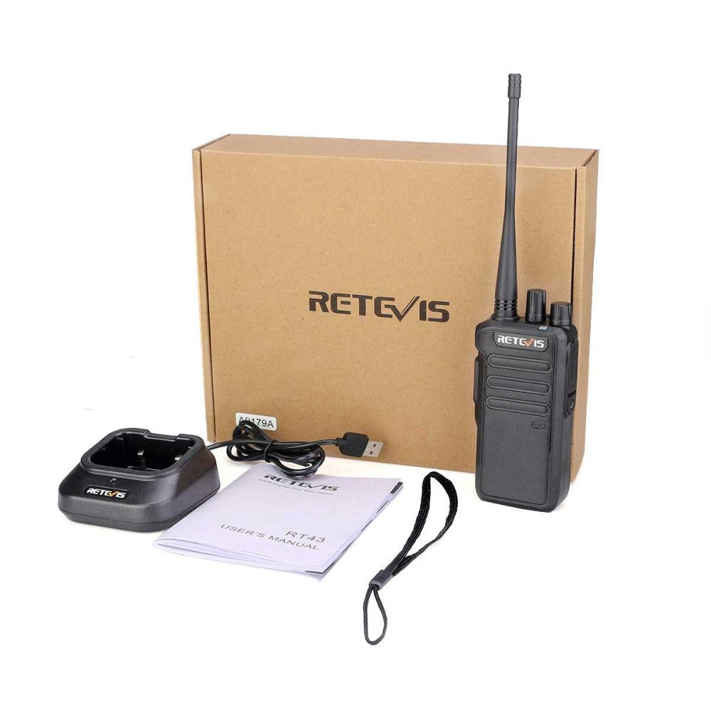 Retevis 900MHz License Free Two Way Radio