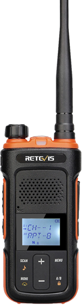 RB27 GMRS Radio