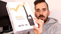Want To Upgrade Your Two Way Radio? - Retevis RT87 Might Be The Answer!